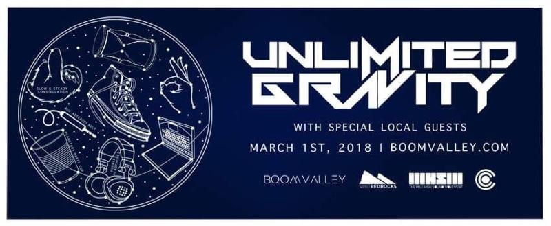 Unlimited Gravity w/ Special Guests